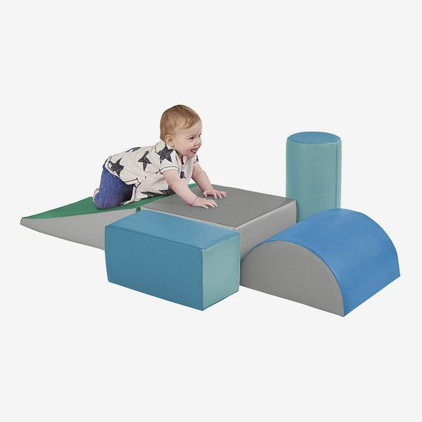 ECR4Kids SoftZone Climb and Crawl Foam Play Set