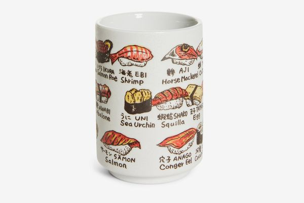 BEAMS Japan Fish Ceramic Cup
