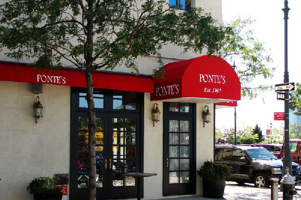 Ponte's was one of the first downtown restaurants to reopen after the World Trade Center attacks.