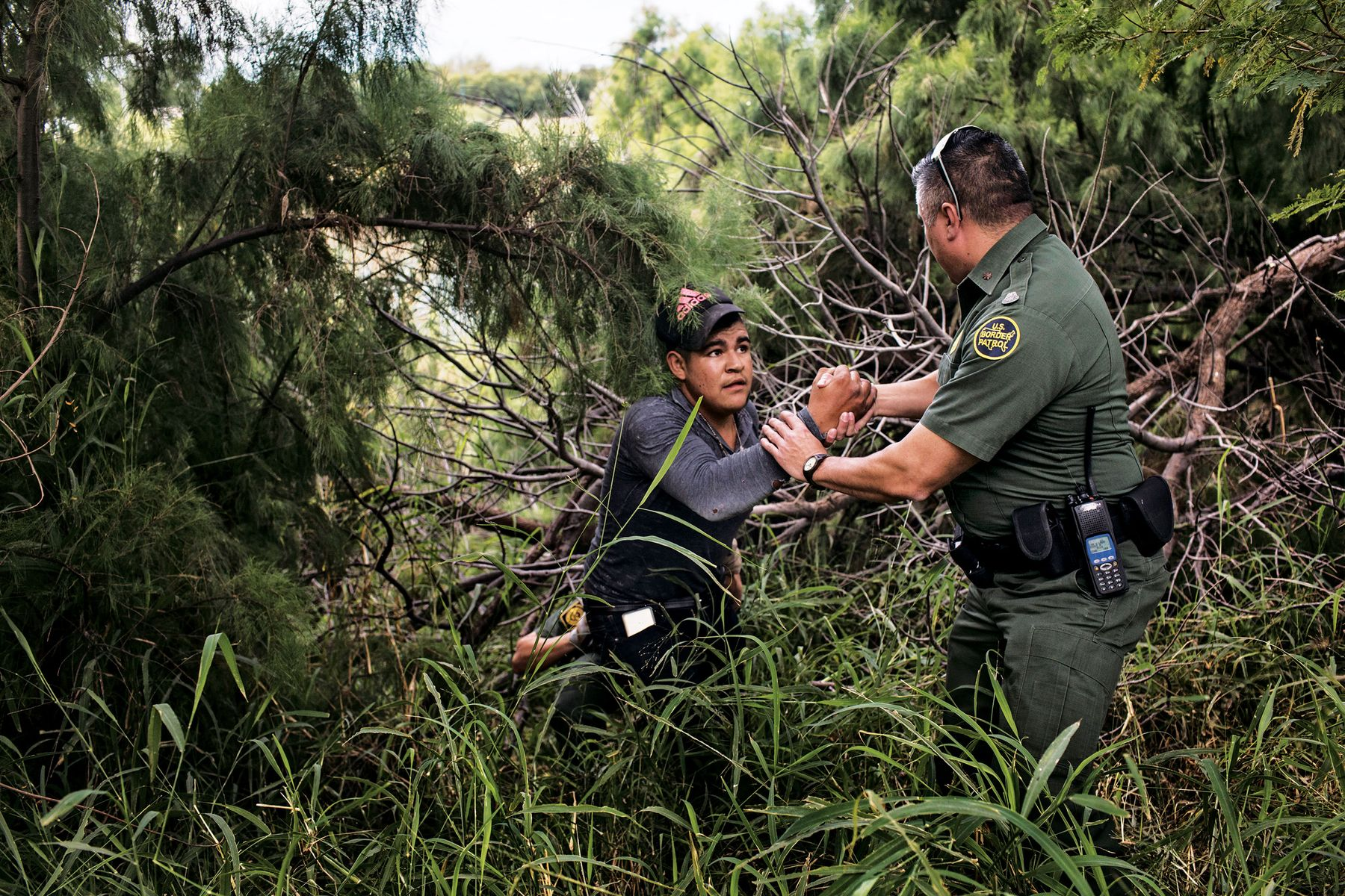 Would Patrolling With the Border Patrol Change Your Mind?