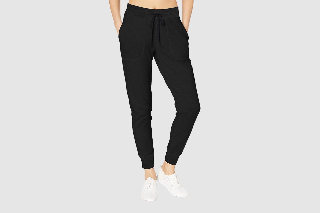 Amazon Essentials Women's Studio Terry Jogger Pant