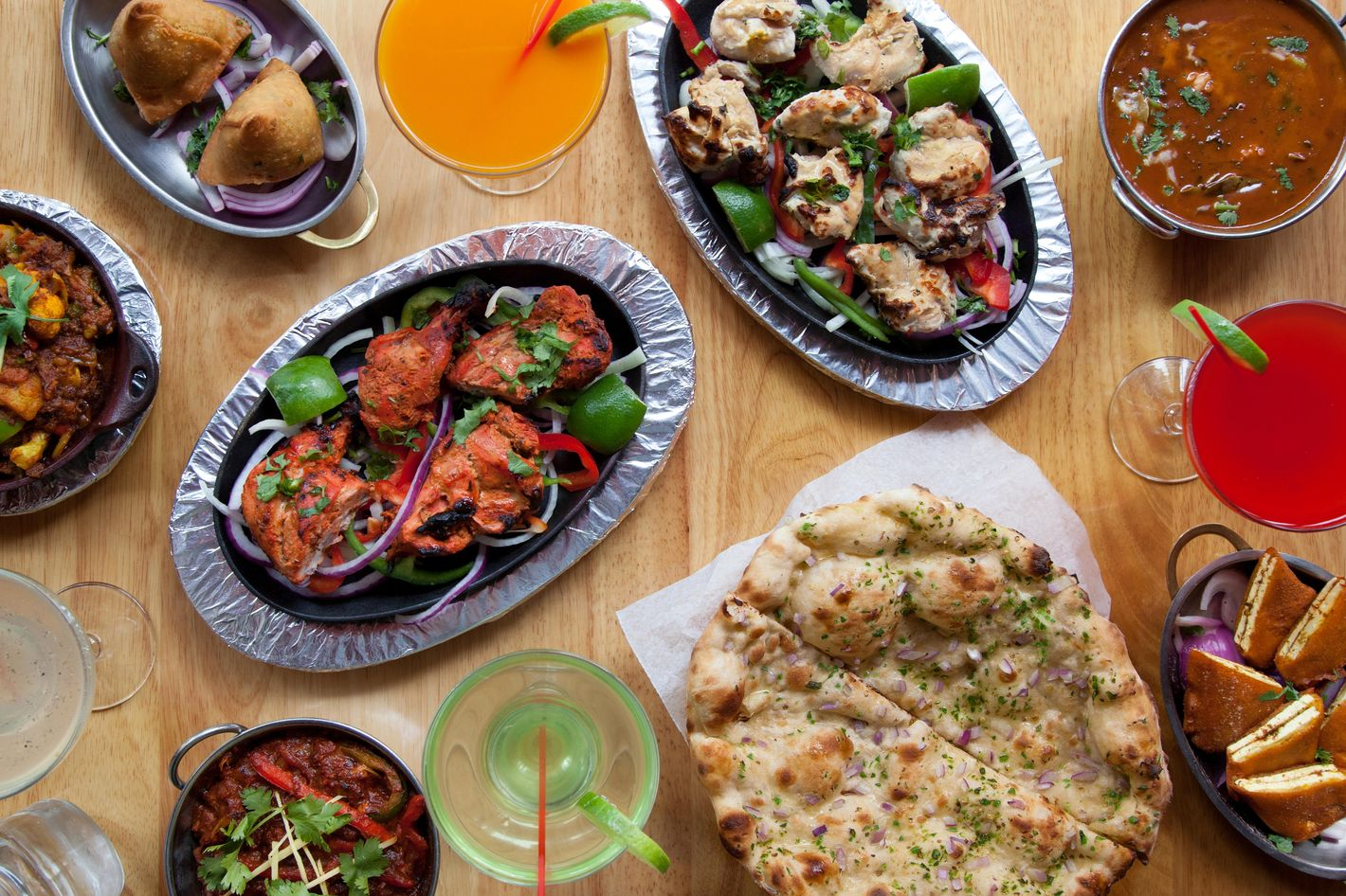The Absolute Best Indian Restaurants In Nyc 2016