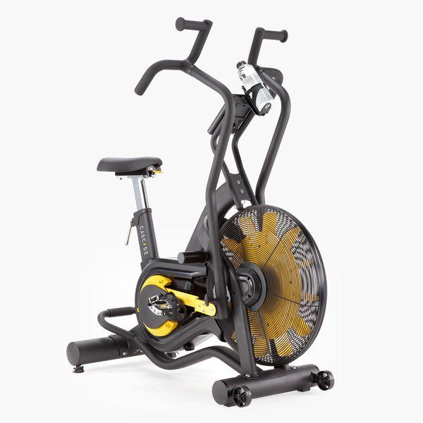 Cascade Air Bike Unlimited Upright Bike