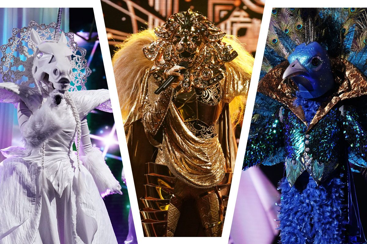 The Masked Singer Spoilers Best Guesses For Celeb Cast