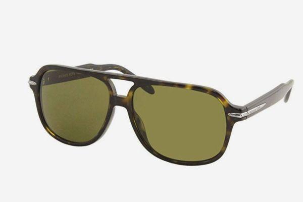 Michael Kors Liam Dark Tortoise Sunglasses