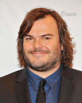 NEW YORK, NY - NOVEMBER 26: Actor Jack Black attends the IFP's 22nd Annual Gotham Independent Film Awards at Cipriani Wall Street on November 26, 2012 in New York City. (Photo by Theo Wargo/Getty Images for IFP)
