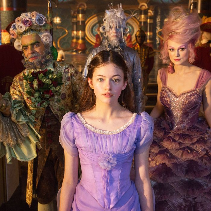 The Four Realms From The Nutcracker Explained