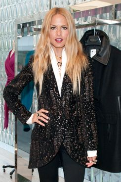 Celebrity stylist and fashion designer Rachel Zoe brings her fall 2012 collection to Vancouver?s Holt Renfrew store on  August 9, 2012 in Vancouver, Canada.