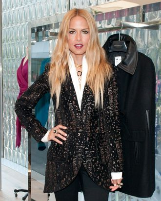 7df315f66d4 The Post Says  Rachel Zoe s Clothing Empire Might Soon Be in Shreds . By  Hilary Moss. Though buyers lit rally died upon seeing Zoe s last  collection