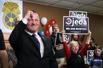 WV State Senator Richard Ojeda Holds First Campaign Event Of His Presidential Run
