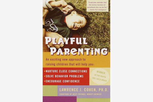 Playful Parenting, by Lawrence J. Cohen