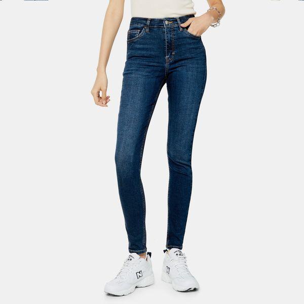 Rich Blue Jamie Skinny Jeans