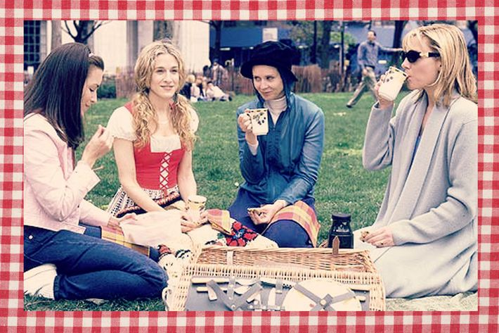 Picnics are good for only one thing: drinking
