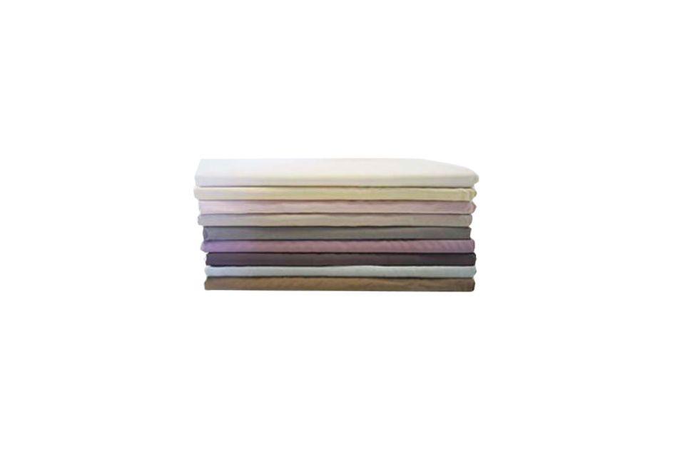 Kumi Basics Pillowcases, Vanilla