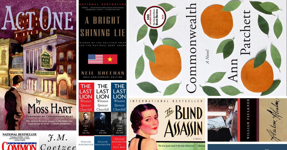 John Lithgow's 10 Favorite Books