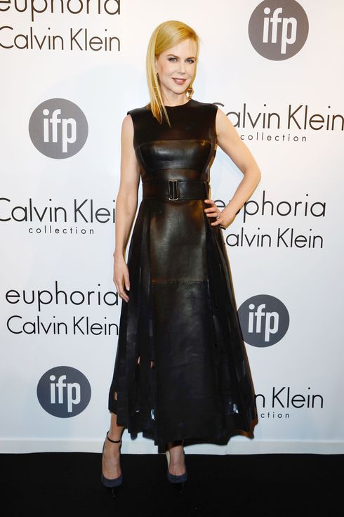 Actress Nicole Kidman attends the The IFP, Calvin Klein Collection & Euphoria Calvin Klein Celebrate Women In Film At The 66th Cannes Film Festival on May 16, 2013 in Cannes, France.