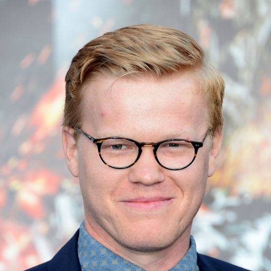 "LOS ANGELES, CA - MAY 10:  Actor Jesse Plemons arrives at the Premiere Of Universal Pictures' ""Battleship"" at The Nokia Theatre L.A. Live on May 10, 2012 in Los Angeles, California.  (Photo by Frazer Harrison/Getty Images)"