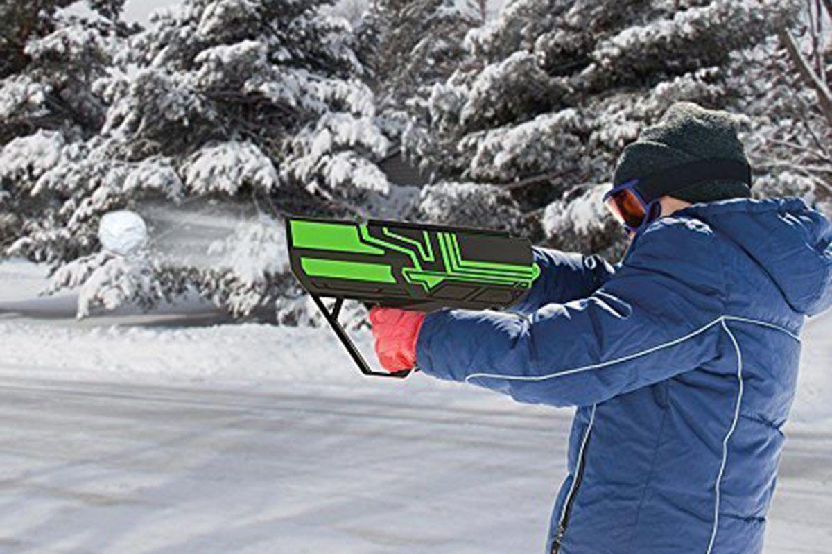 Wham-O Deluxe Snow Ball Blaster