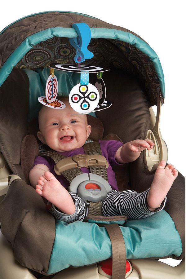 Manhattan Toy Wimmer-Ferguson Infant Stim Mobile to Go Travel Toy