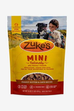 Zuke's Naturals Training and Soft Chewy Calming Dog Treats