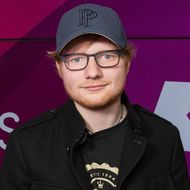 Ed Sheeran Visits Bauer Radio