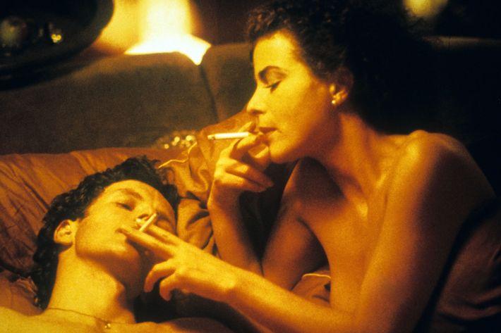 <em>A Woman in Flames</em>, 1983