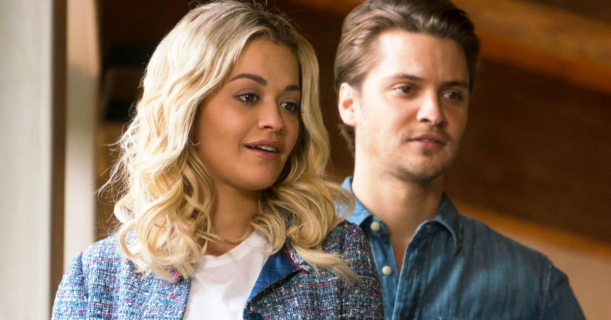 Every Way The 50 Shades Franchise Has Disrespected Rita Ora