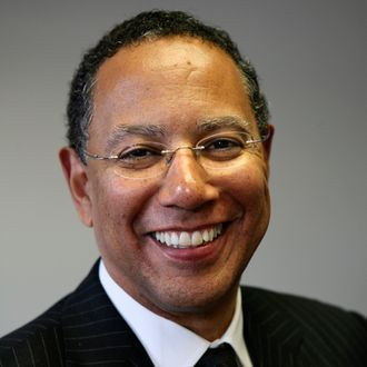 FILE -- Dean Baquet, currently the Washington bureau chief for The New York Times, in Washington in 2007. The New York Times announced Thursday, June 2, 2011, that Jill Abramson, a managing editor, will succeed Executive Editor Bill Keller, who is stepping down to become a full-time writer. Baquet was named a managing editor. (Doug Mills/The New York Times)