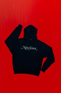 Only NY New York Mag New Yawk Champion Reverse Weave Hoodie