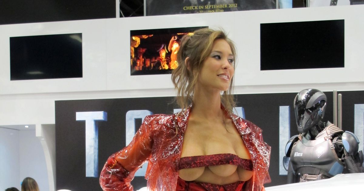 The Three Breasted Woman