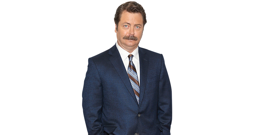 offerman chat Swanson (played by the incomparable nick offerman) is considered to be one of the most important comedic characters—not just on parks and recreation but on all of tv, everywhere the man has a .