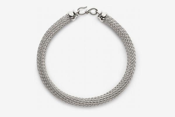 Hellenistic Silver Mesh Bracelet