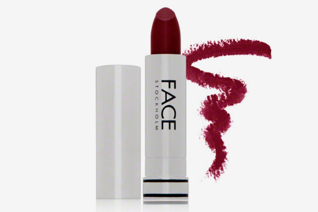 Face Stockholm Veil Lipstick — Cranberry