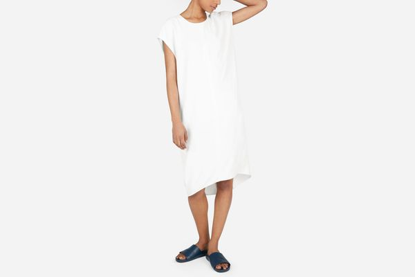 Everlane Japanese GoWeave Cocoon Dress