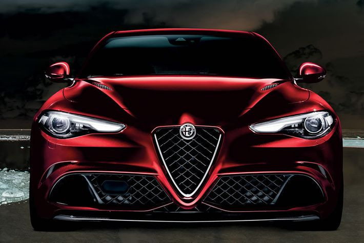 Behind The Wheel Of The New Alfa Romeo Giulia Quadrifoglio