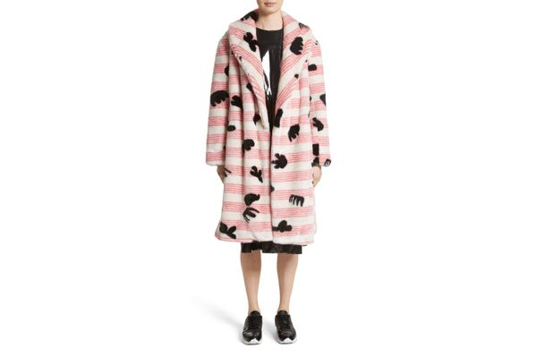 Shrimps Elspeth Faux Fur Coat