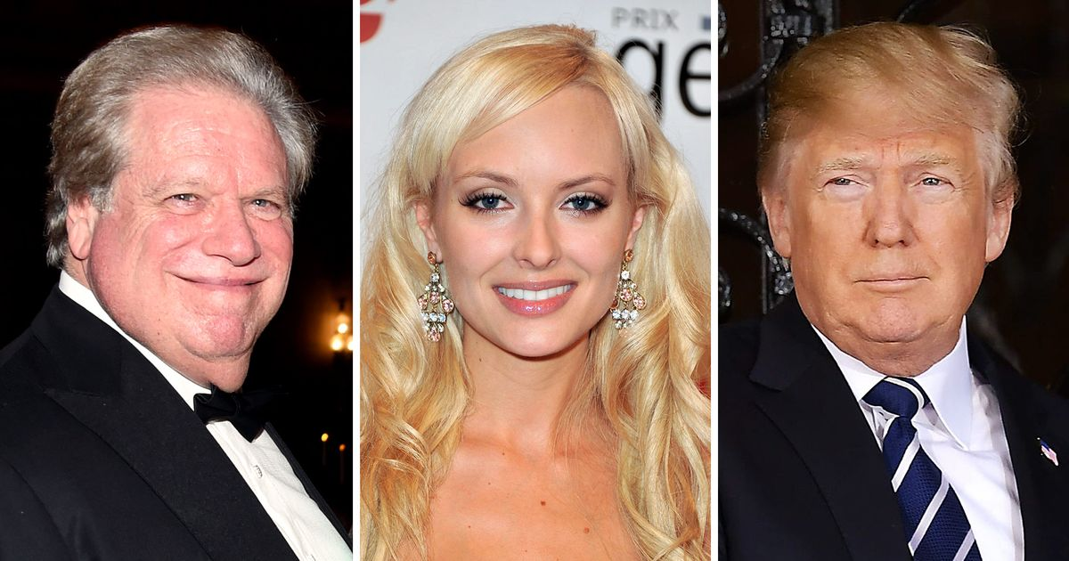 Theory: Playboy Model Who Got $1.6 Million Had Affair With Trump, Not Broidy