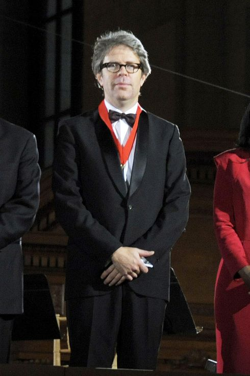Ian McEwan, Tony Kushner, Jonathan Franzen, Isabel Wilkerson, Stacy Schiff, Natalie Merchant==The New York Public Library's 2011 Library Lions Gala==The Library's Stephen A. Schwarzman Building, 42nd Street and Fifth Avenue, NYC==November 07, 2011==?Patrick McMullan==Photo - CLINT SPAULDING/PatrickMcMullan.com====