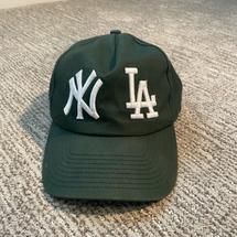 Holiday Brand NY LA Holiday Hat in Green