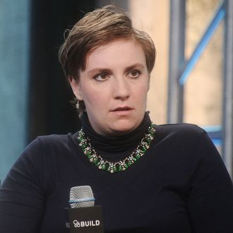 AOL Build Presents Lena Dunham And Jenni Konner