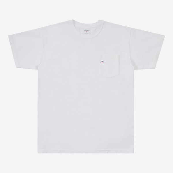 Noah Pocket Tee (White)