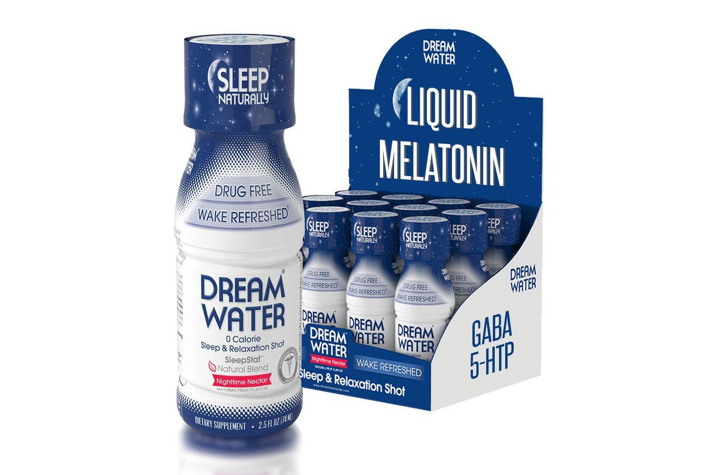 Dream Water Natural Melatonin