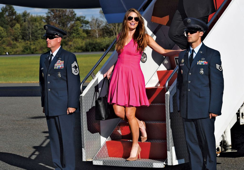 What Hope Hicks Knows