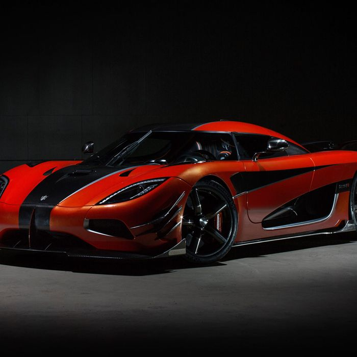 The Difference Between A Supercar, A Hypercar, And A Megacar