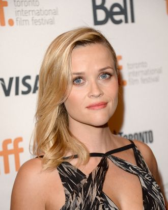 TORONTO, ON - SEPTEMBER 08: Actress Reese Witherspoon attends 'The Devil's Knot' premiere during the 2013 Toronto International Film Festival at The Elgin on September 8, 2013 in Toronto, Canada. (Photo by Jason Merritt/Getty Images)