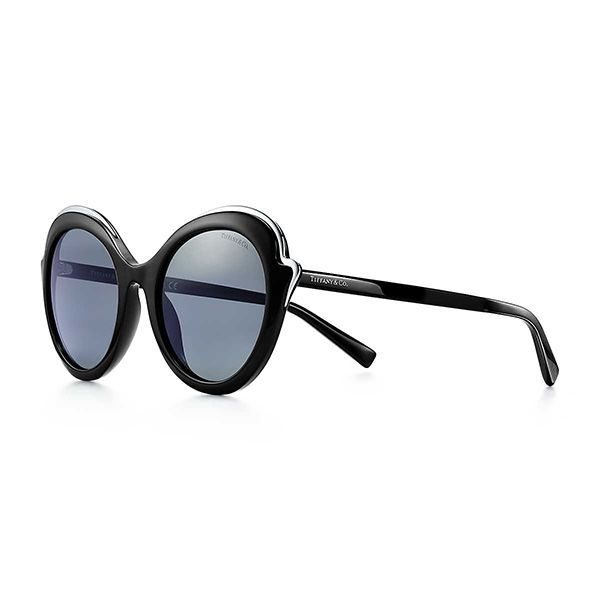 Tiffany Paper Flowers Cat Eye Sunglasses