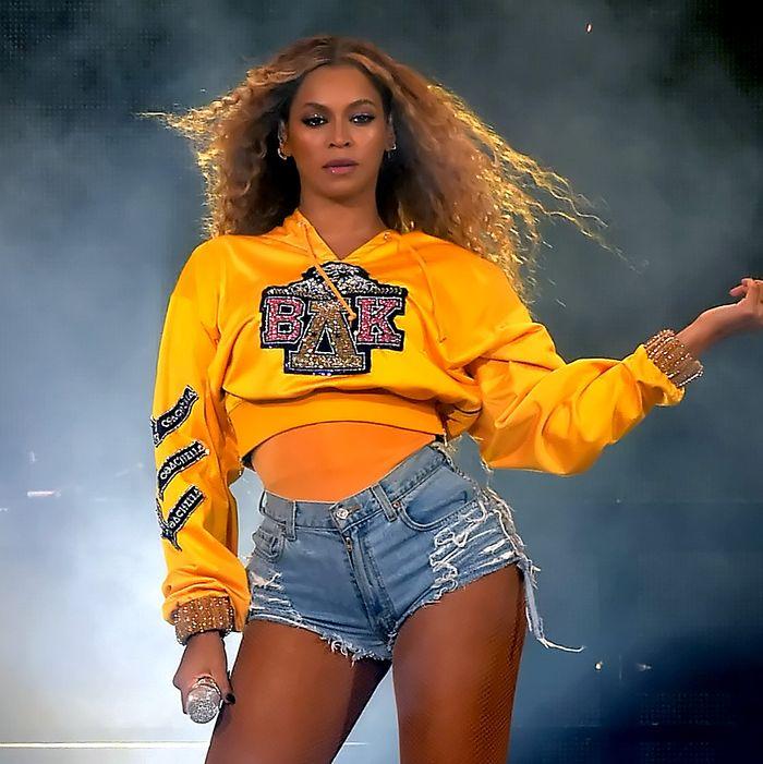Beyoncé at Coachella, not Target.