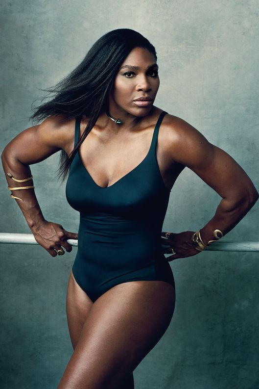 serena williams beautiful black woman with amazing body