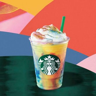 Starbucks Tie Dye Frappuccino Is A Lot Of Work For Baristas