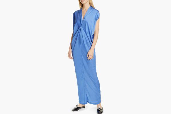Zero + Maria Cornejo Issa Maxi Dress
